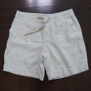 Liz Clairborne | Lizwear Linen Shorts